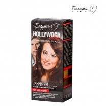 Стойкая крем-краска для волос Hollywood-color №335 Дженифер (Jeniferr) темно-каштановый