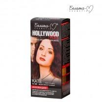 Стойкая крем-краска для волос Hollywood-color №389 Кейт (Kate) медно-махагоновый
