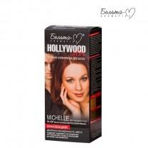 Стойкая крем-краска для волос Hollywood-color №397 Мишель (Michelle) махагоново-светло-коричневый