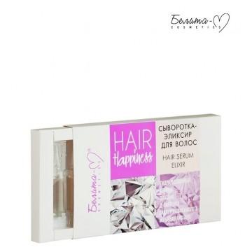 Сыворотка - эликсир для волос