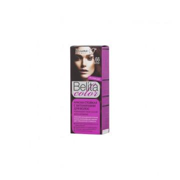 Стойкая крем-краска для волос № 6.66 Бордо
