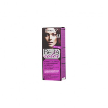 Стойкая крем-краска для волос № 6.3 Бургунд
