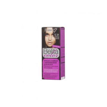 Стойкая крем-краска для волос № 5.31 Горячий шоколад