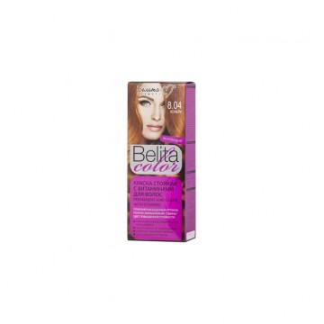 Стойкая крем-краска для волос № 8.04 Коньяк