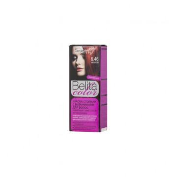 Стойкая крем-краска для волос № 6.46 Махагон