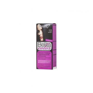 Стойкая крем-краска для волос № 1.0 Черный