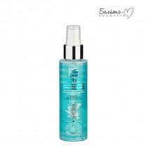 Несмываемый спрей-термозащита для всех типов волос с экстрактами водорослей и черной икры