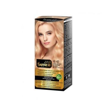 Стойкая крем-краска для волос тон № 10.42 Очень светлый персиковый блондин