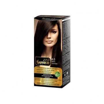 Стойкая крем-краска для волос тон № 4.0 Шатен