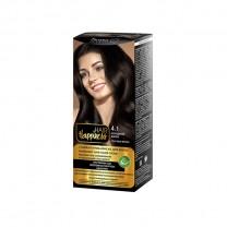 Стойкая крем-краска для волос тон № 4.1 Холодный шатен