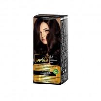 Стойкая крем-краска для волос тон № 5.81 Темно-коричневый