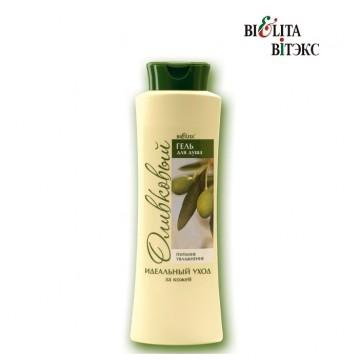 Гель для душа оливковый Питание & Увлажнение