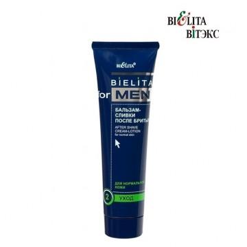 Бальзам-сливки после бритья для нормальной кожи
