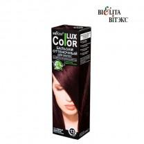 Оттеночный бальзам для волос Color lux тон 13