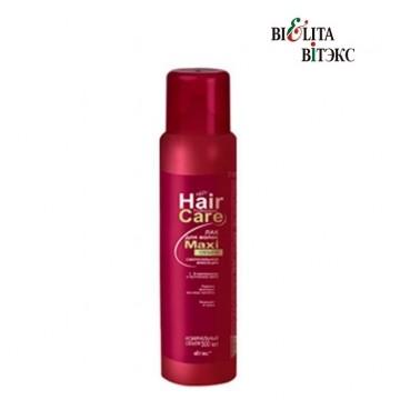 Лак для волос МAXIобъём суперсильной фиксации с D-пантенолом и протеинами риса, 500 мл. (доп. баллон)