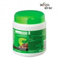 Зелёный бальзам-кондиционер для объёма и густоты волос Каштан и гинкго билоба