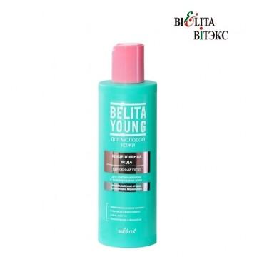 Мицеллярная вода для снятия макияжа и тонизирования кожи Бережный уход