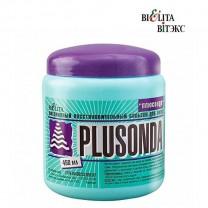"""Витаминный восстановительный бальзам для волос """"Плюсонда"""""""