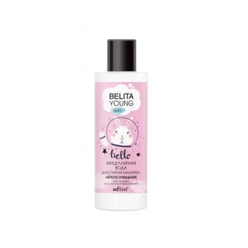 Мицеллярная вода для снятия макияжа «Легкое очищение»