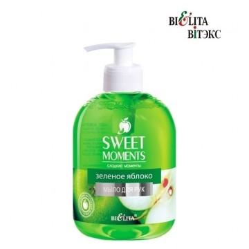 """Жидкое мыло """"Зеленое яблоко"""""""