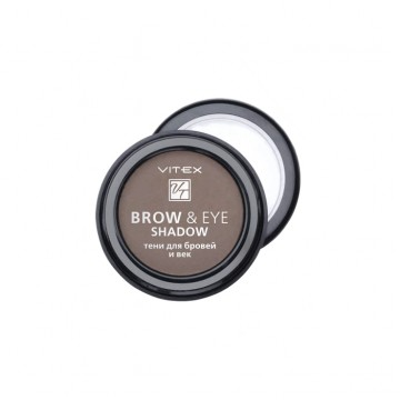 Тени для бровей и век BROW&EYE SHADOW тон 12 Light brown