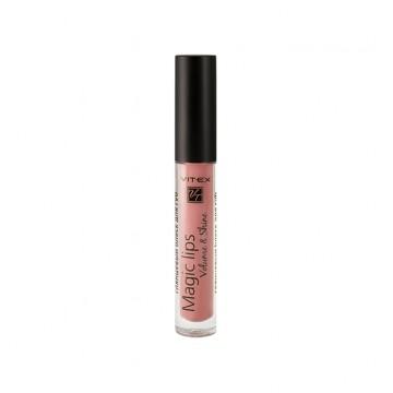 Глянцевый блеск для губ MAGIC LIPS тон 807 Powder pink