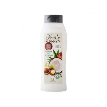 Крем-гель для душа Изысканное питание кокос масло макадамии