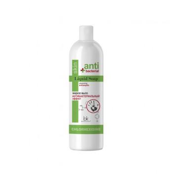 Жидкое мыло - антибактериальный эффект