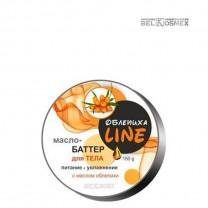 Масло-баттер для тела питание+увлажнение с маслом облепихи
