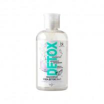 Мицеллярная вода-детокс 5 в 1 Легкое снятие макияжа для лица, глаз и губ оптимальный уровень pH