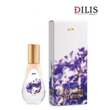 Цветочные духи Майская сирень Dilis для женщин 9,5мл