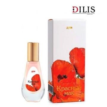 Цветочные духи Красный мак Dilis для женщин 9,5мл