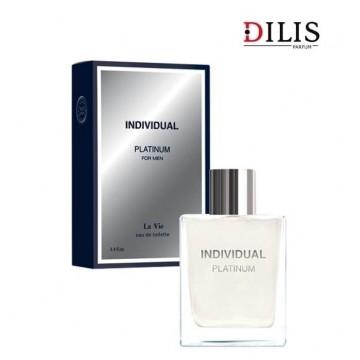 Туалетная вода La Vie Individual Platinum Dilis для мужчин 100мл