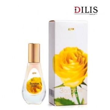 Цветочные духи Золотая роза Dilis для женщин 9,5мл
