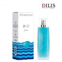 Парфюмированная вода Atlantica Femme Alpha & Omega Dilis для женщин 100мл
