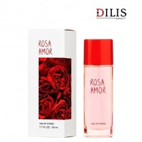 Туалетная вода Trend Rosa amor Dilis для женщин 50мл