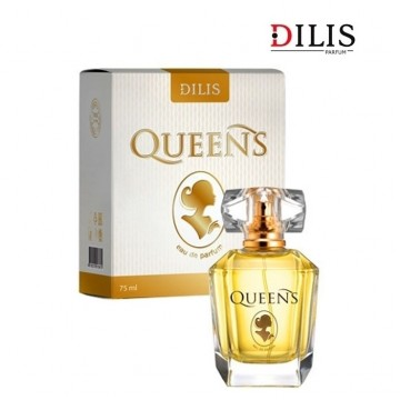 Парфюмированная вода Arômes Pour Femme Queen's Dilis для женщин 75мл
