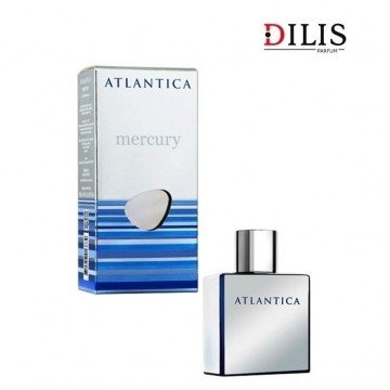 Туалетная вода Atlantica Mercury Dilis для мужчин 100мл