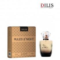 """Парфюмированная вода """"RULES of NIGHT"""" для женщин 100 мл"""