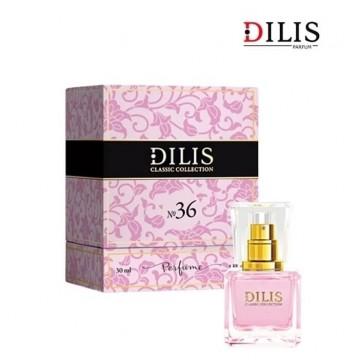 Духи Dilis Classic Collection №36 для женщин 30мл