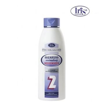 Шампунь №2 «Усиленное питание» с витаминным комплексом для сухих и нормальных волос