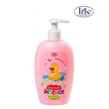 Крем-мыло детское с ромашкой