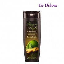 Успокаивающий шампунь «Имбирь&Лайм» для чувствительной кожи головы
