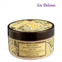 Крем-масло для сухой обезвоженной кожи тела
