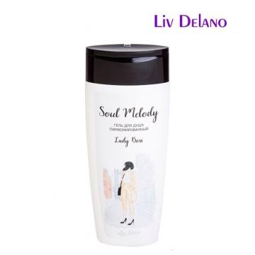 Гель для душа парфюмированный Lady Boss