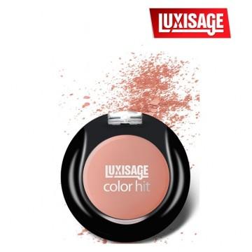 Сатиновые румяна color hit тон 14 пепельно-розовый