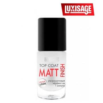 Топ покрытие для ногтей MATT FINISH