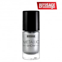 Лак для ногтей Metallic Show тон 301 (жидкое серебро)