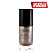 Лак для ногтей Metallic Show тон 302 (платиновый блеск)