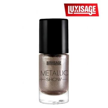 Лак для ногтей с эффектом металлического сияния Metallic Show тон 302 платиновый блеск